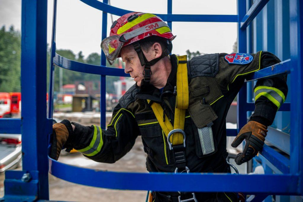 пожарно-спасательный центр