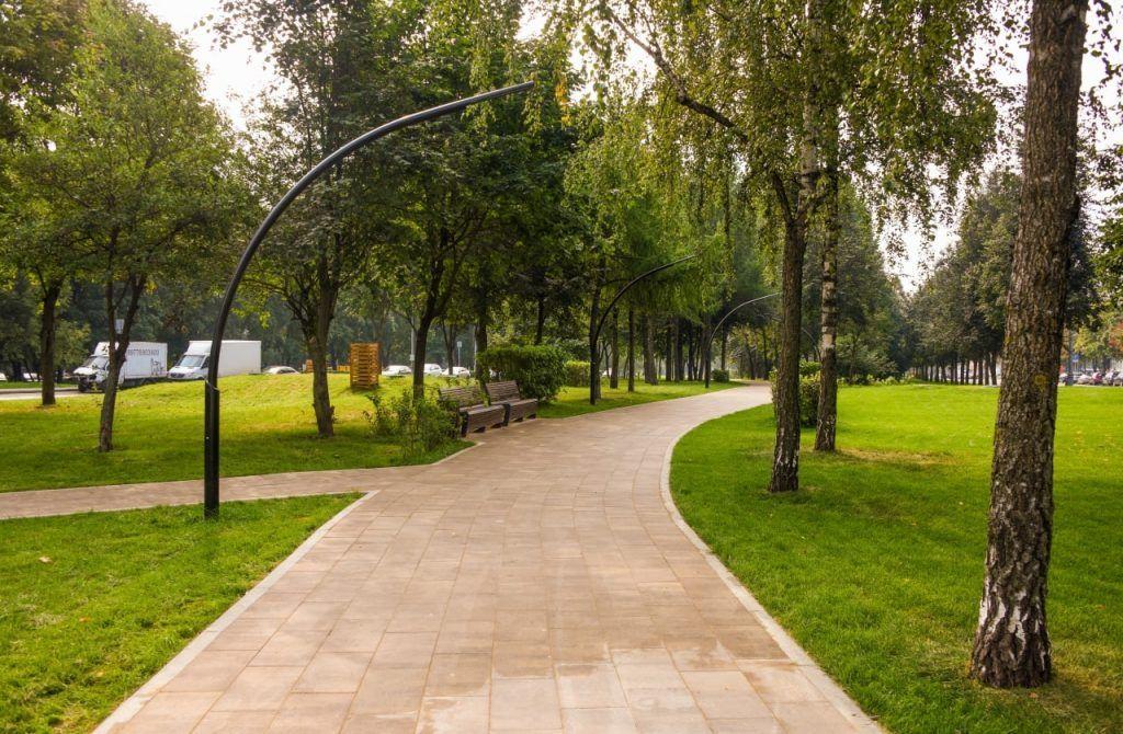 пешеходный маршрут, благоустройство, СЗАО