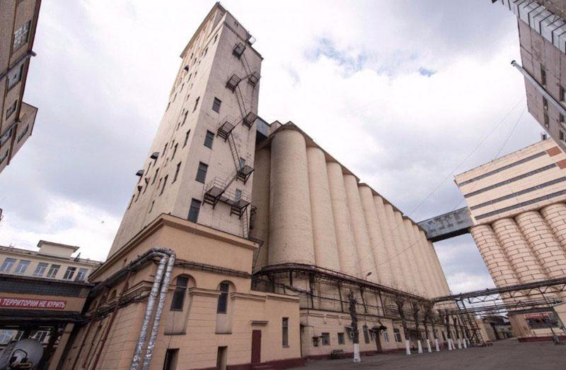 дом работников Мелькомбината в Сокольниках
