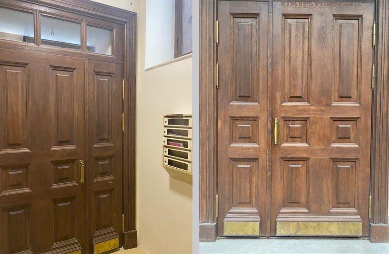 дверь, капремонт