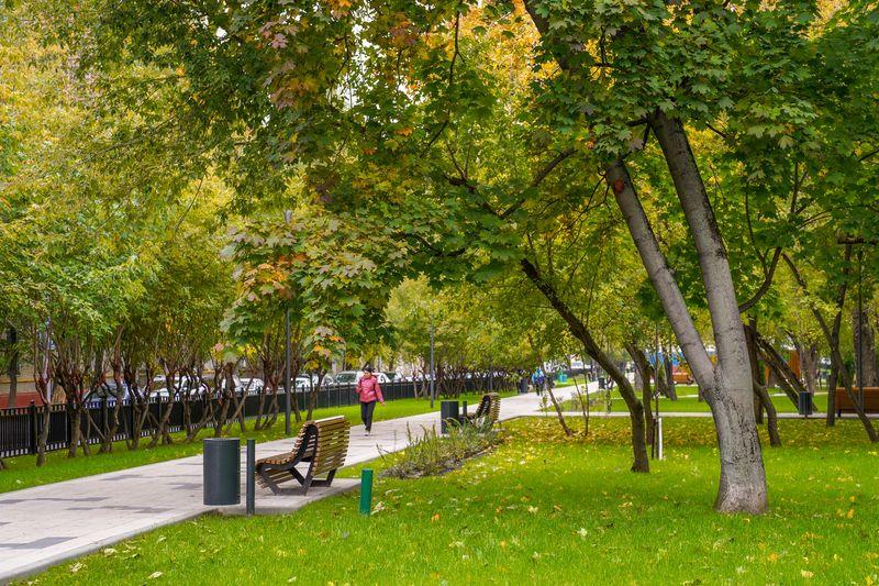 Благоустройство Москвы, Комплекс городского хозяйства Москвы, СВАО, фонтан