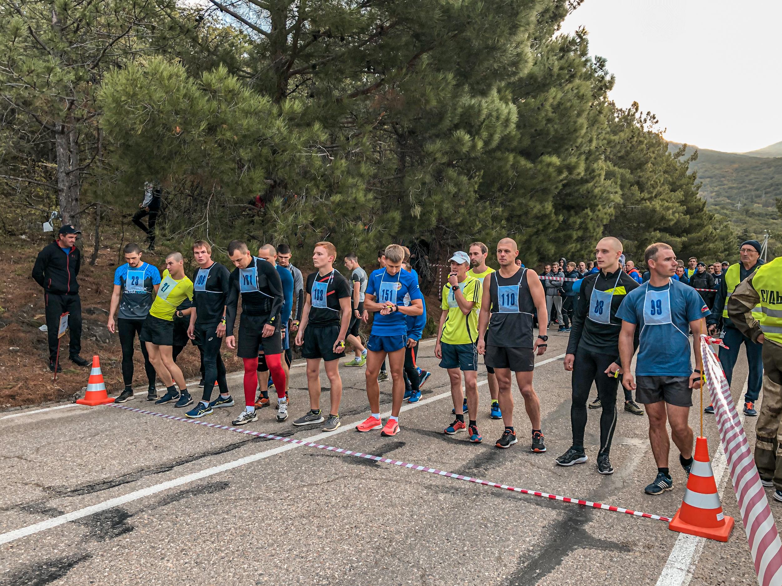 Спасатели, чемпионат в Севастополе