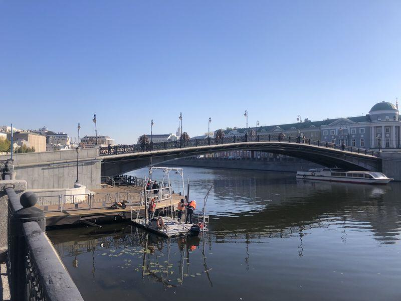 Водоотводной канал, Гормост, фонтан