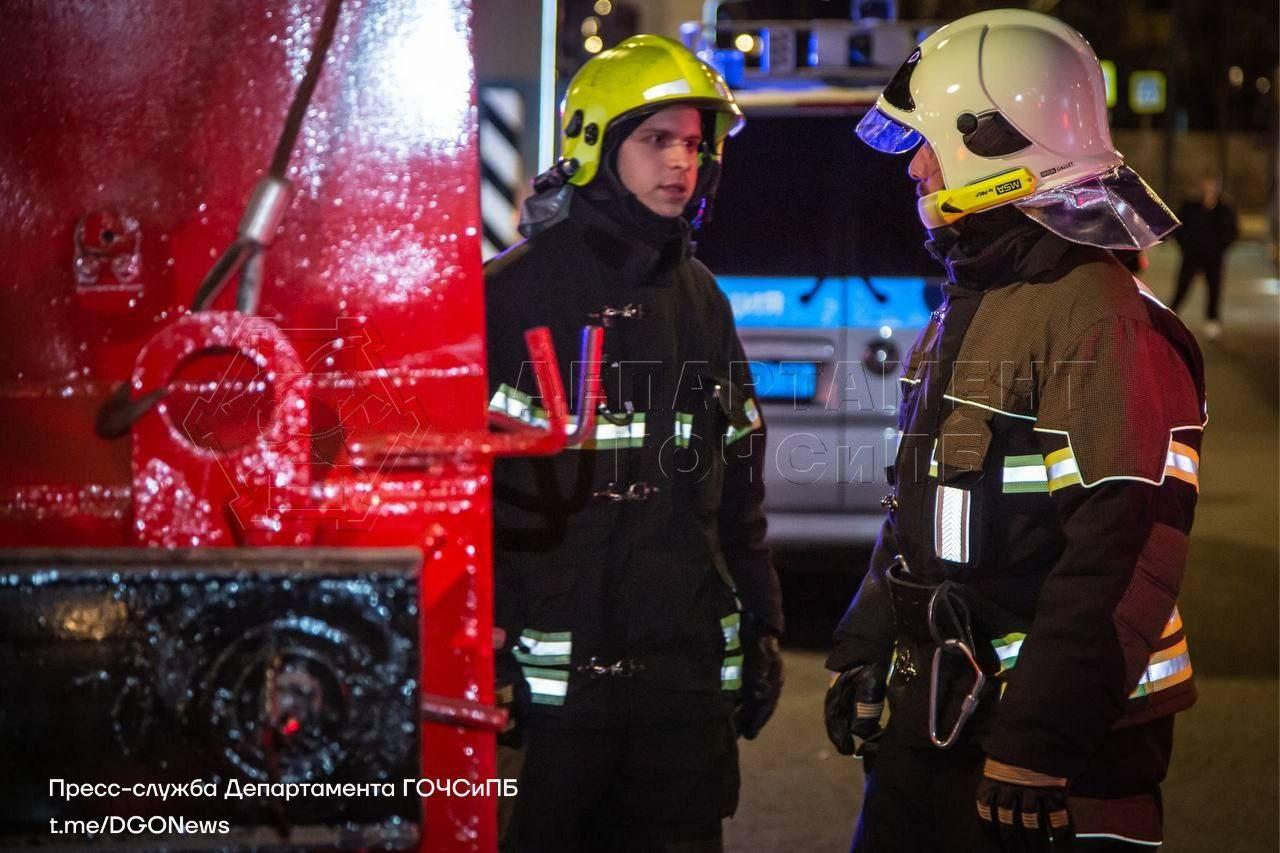 ДТП, Киевский вокзал, спасатели