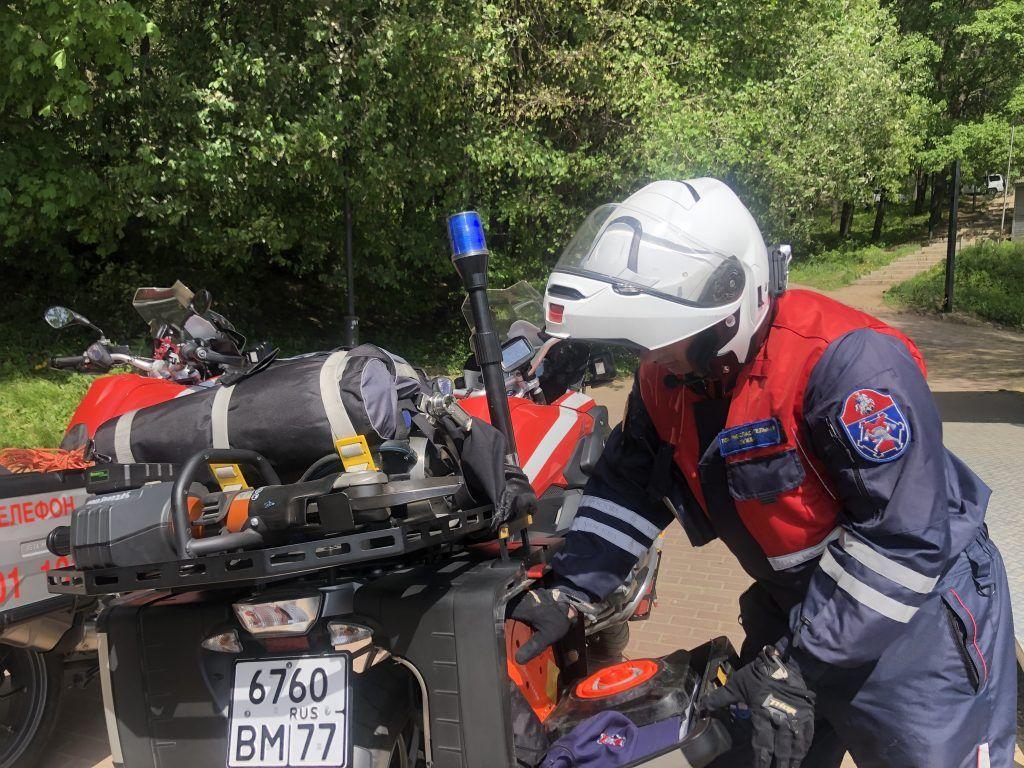 мотоспасатели, спасатели