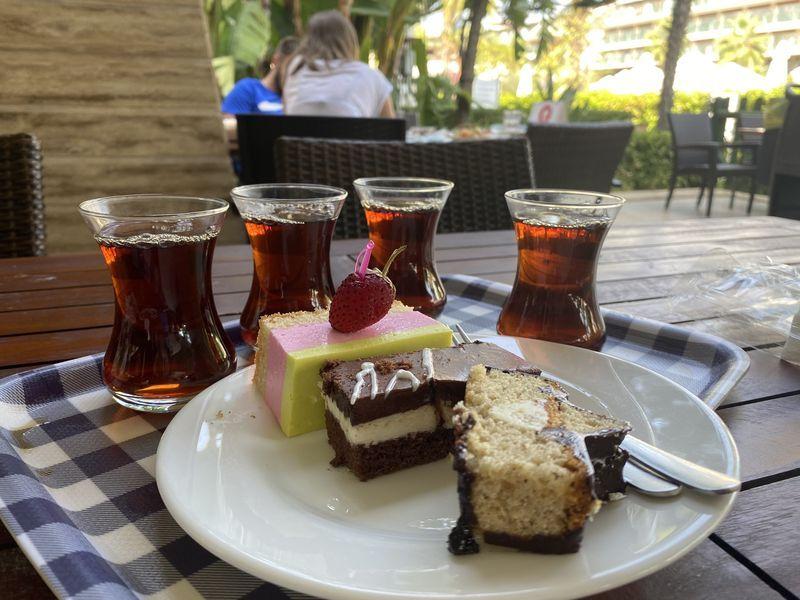 чай, кофе, турция, лето