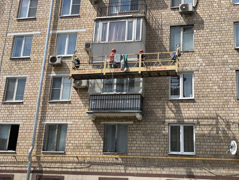ремонт, фасад, капремонт